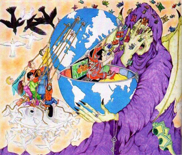 Un Poster Per La Pace Via Al Concorso Internazionale Distretto